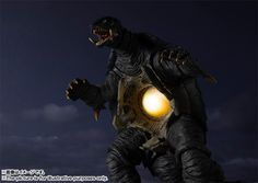images of new gamera 2015 | Photos and Info For SH Monsterarts Gamera