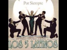 LOS 5 LATINOS - FULL ALBUM - 45 Exitos Originales - YouTube