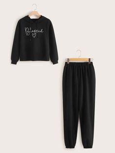 Boleyn Cute Toddler Baby Girl Boy Outfit Pajamas Sets Sleepwear Nightwear Set Long Sleeve Top Pants