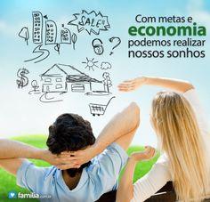 Economia traz a realização de sonhos de compra