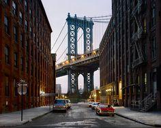 Dumbo, New York (1999) / photo by Luca Campigotto