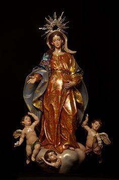 el blog del padre eduardo: Virgen de la Esperanza