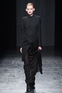 Nicolas Andreas Taralis Fall 2012 Ready-to-Wear Collection Slideshow on Style.com