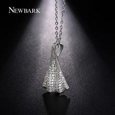 Like and Share if you want this  NEWBARK Leaf Pendant Necklace Embellishment Shirt Wave Shaped White Gold Plated Micro Cubic Zirconia Women Gifts For Friends     Tag a friend who would love this!     FREE Shipping Worldwide     Buy one here---> http://jewelry-steals.com/products/newbark-leaf-pendant-necklace-embellishment-shirt-wave-shaped-white-gold-plated-micro-cubic-zirconia-women-gifts-for-friends/    #hoop_earrings