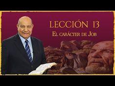 Pr. Bullón - Lección 13 - El Caracter de Job - YouTube