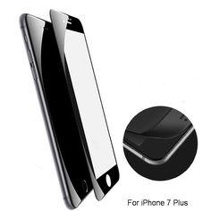 """3D Full Cover Soft Frame Glass Screen Protector Film for 5.5"""" Cellphone i7 Plus #UnbrandedGeneric"""