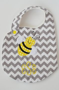 Bumble Bee by DoKiDesign on Etsy, $14.00