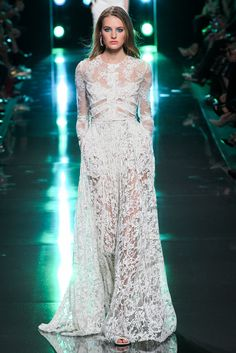 Elie Saab Spring 2015 Ready-to-Wear - Collection - Gallery - Look 1 - Style.com