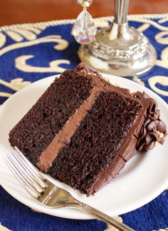 The Very Best, Most Delicious and Moist Chocolate Cake You'll Ever Taste (with a Surprise Ingredient: Beets)!