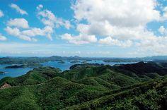 Eboshi-Dake Tsushima Nature – mountains