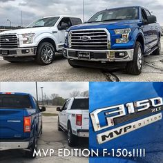This is BIG people****  WE WILL HAVE THE ONLY TWO TRUCKS IN THE WORLD that the ORDER NUMBERS MATCH THE MVP PLAYER'S NUMBERS!! The MVP truck order numbers from our very own MVP's Bret Saberhagen #31, in 1985 and Salvador Perez #13, in 2015!!! Order number 3113 and 1331!!! Call (913)381-3000 for more information!!!  #WorldSeriesChampions #BobAllenFord #KCRoyals #Ford #TakeTheCrown #F150 #ForeverRoyal #XLT #BeRoyal #TruckMonth #MVP #Salvy #Saberhagen #KansasCity #Baseball #MVPEdition #Special…
