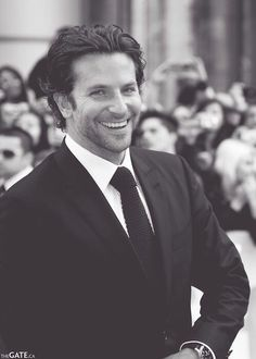 Bradley Cooper......that's all I have to say...mmm