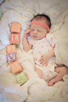 Newborn photoshoot. J.L. Fender photography