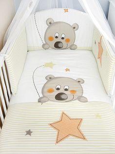 Σεντόνια σετ 3 τεµαχίων Star bear