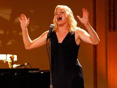"""""""They Just Keep Moving the Line"""" - Megan Hilty, Smash"""