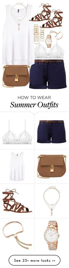 """""""Outfit for summer"""" by ferned on Polyvore"""