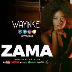 Reposting @wayinke: Zama by @Wayinke is now out on all your favourite digital stores. Be part of the movement. If you haven't watched the video follow this link on her bio https://www.youtube.com/watch?list=PLPVRyhXjbc88z9oNasjBJNIunjki6v2zi&utm_campaign=crowdfire&utm_content=crowdfire&utm_medium=social&utm_source=pinterest&v=CI5uQ_gvbnU ❤ www.wayinke.com #TeamWayinke #Wayinke #NiYeye #Zama #Milele #Desire #Musician #Model #Programmer #TvPersonality #Music #Fashion #IT #Media #KenyanMusic…