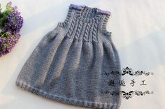 Костюмчик спицами для малышки. Обсуждение на LiveInternet - Российский Сервис Онлайн-Дневников [] #<br/> # #Baby #Knitting,<br/> # #Gray,<br/> # #Mesh,<br/> # #Knitting,<br/> # #Tissue,<br/> # #Bebe<br/>