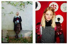 Io Donna del Corriere della Sera Magazine