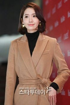 SNSD : Yoona * 윤아 * : Maxmara Coat Exhibition In Seoul Grand Opening 2017