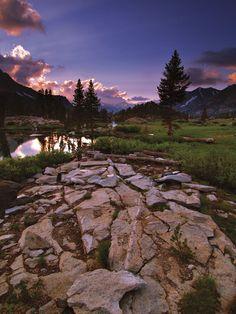 California - Arrowhead Lake - Pacific Crest Trail