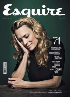 Esquire Russia, November 2011,