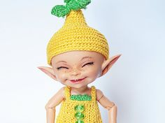 Hey, I found this really awesome Etsy listing at https://www.etsy.com/listing/242022771/realpuki-knitted-outfit-lemon-and-for