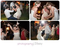 Everyone had fun dancing at Linden and Brett's Private Estate Maui Wedding. Florals by Dellables. Rentals from Pacific Isle Rentals. Wedding planning by Tori Rogers of Hawaii Weddings by Tori Rogers.  DJ Zinn. Photo by Zasey Photography www.hawaiianweddings.net