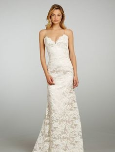 Sweetheart Sheath Wedding Dress  with Natural Waist in Charmuse. Bridal Gown Style Number:32641219
