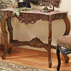 Found it at Wayfair - The Dordogne Console Table