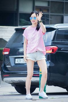 Yuri on her way to Holiday to Remember fanmeet #yuri #snsd #유리 #소녀시대