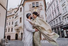 Lovely Couple with Traditional Pakistani Clothes in Prague Pakistani Outfits, Photo Location, Photoshoot Ideas, Prague, Engagement Photos, Cool Photos, In This Moment, Traditional, Couples