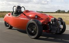 Three-wheelers group test - Telegraph