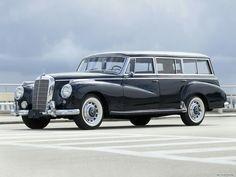 1956 Mercedes Benz 300C Station Wagon