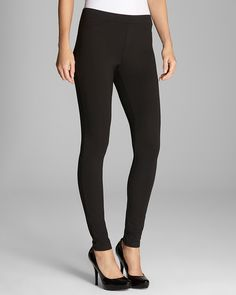 71ba8c78054 The Ten Best Black Leggings    Hue Ponte Leggings    Check out the rest of  the best here!
