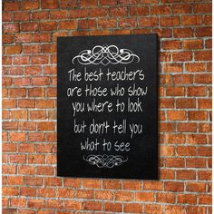 The Best Teachers Framed Canvas Wall Art Teacher Gift Favorite Teacher... ($89) ❤ liked on Polyvore featuring home, home decor, wall art, brown, home & living, home décor, wall décor, wall hangings, woven wall hanging and framed wall art