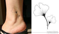 Bildergebnis für fine art print botanical gingko