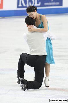 Maia and Alex Shibutani, 2011 FD