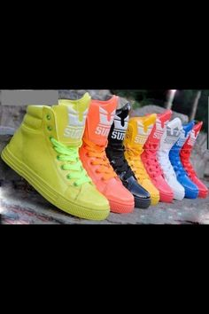 Supra shoes are stylish ! Love them !