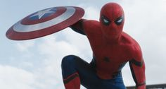 Spider-Man: HomecomingSet Pic Shows Off Spidey's Sweet New Web-Shooters