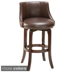 Shop for Napa Valley Wooden Stool. Get free shipping at Overstock.com - Your…