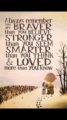 Things to remember ♥️ Life Quotes Love, Great Quotes, Quotes To Live By, Me Quotes, Motivational Quotes, Inspirational Quotes, Peanuts Quotes, Snoopy Quotes, The Words