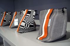 Graphic Textiles by Johanna Gullichsen in style fashion home furnishings Category