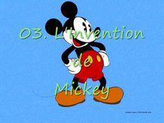 Histoire Du Cinéma D'Animation - 3 invention de Mickey