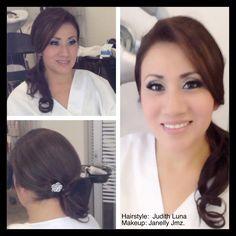 Contentos de ver una clienta más, feliz con su arreglo.. ¿Tienes un evento y no sabes cómo peinarte? no te preocupes el equipo de vellesa.salon puede asesorarte. Citas: 58-58-55-08  #vellesasalon #judithluna #janelly #luzma #makeup #hair #cortes #peinados #maquillajes