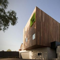 Hans House by Michael Ong wins 2013 SOYA architecture and interior design award Architecture Résidentielle, Innovative Architecture, Amazing Architecture, Australian Architecture, Interior Design Awards, Interior Modern, Timber Cladding, Australian Homes, Building Design