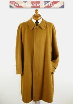Aquascutum camel hair mens overcoat 7715bed2afc