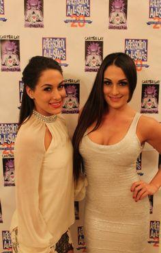 Nikki and Brie Bella 30th Birthday Party – Total Divas Bella Twins   OK! Magazine