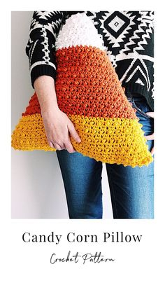 Your place to buy and sell all things handmade Crochet Fall Decor, Halloween Crochet Patterns, Crochet Decoration, Crochet Home, Crochet Crafts, Crochet Projects, Free Crochet, Knit Crochet, Autumn Crochet
