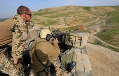 German Army Gebirgsjäger (mountain troops) in Baghlan Province, Afghanistan (2013)